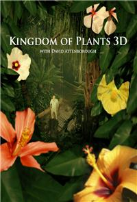 Kingdom of Plants 3D (2012) 1080p Poster