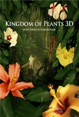 Kingdom of Plants 3D (2012) Poster