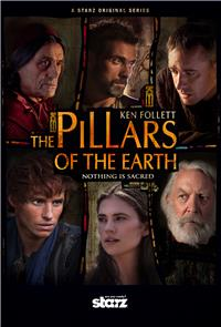 The Pillars of the Earth (2010) 1080p Poster