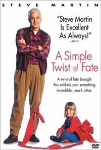 A Simple Twist of Fate (1994) Poster