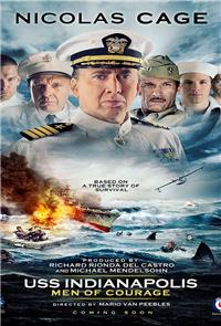 USS Indianapolis: Men of Courage (2016) Poster