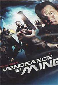 Vengeance is Mine (2012) 1080p Poster