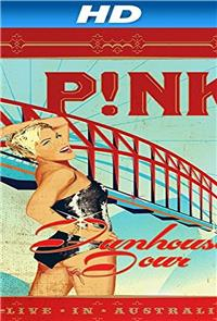 Pink: Funhouse Tour - Live in Australia (2009) Poster