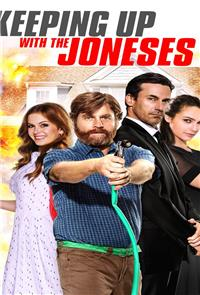 Keeping Up with the Joneses (2016) 1080p Poster
