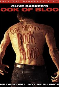 Book of Blood (2009) 1080p Poster