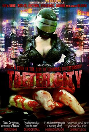 Taeter City (2012) Poster