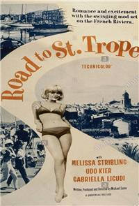 Road to Saint Tropez (1966) Poster