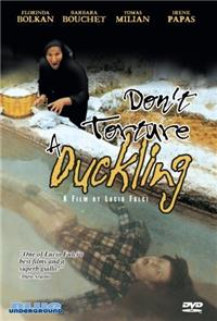 Don't Torture a Duckling (1972) Poster