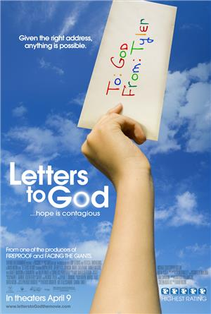 Letters to God (2010) Poster