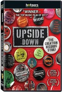 Upside Down: The Creation Records Story (2010) Poster