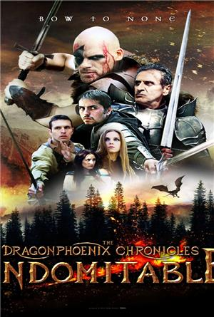 The Dragonphoenix Chronicles: Indomitable (2014) Poster