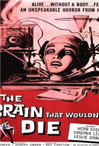 The Brain That Wouldn't Die (1962) Poster