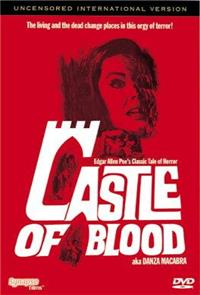Castle of Blood (1964) Poster