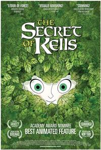 The Secret of Kells (2009) Poster