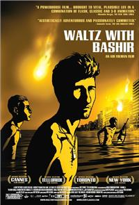 Waltz with Bashir (2008) 1080p Poster