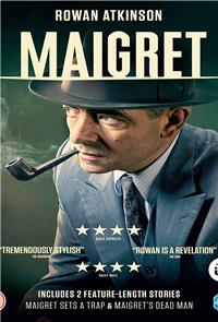 Maigret Sets A Trap (2016) Poster