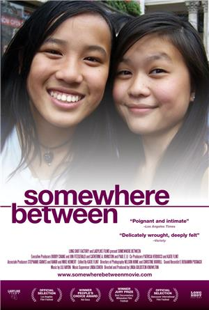 Somewhere Between (2012) Poster