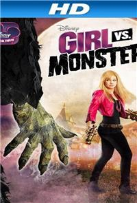 Girl vs. Monster (2012) Poster