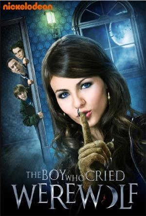 The Boy Who Cried Werewolf (2010) Poster