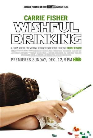 Carrie Fisher: Wishful Drinking (2010) Poster