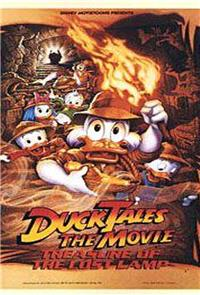 DuckTales: The Movie - Treasure of the Lost Lamp (1990) Poster