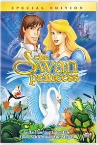 The Swan Princess (1994) Poster