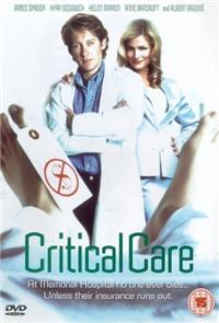 Critical Care (1997) Poster
