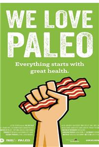 We Love Paleo (2015) Poster