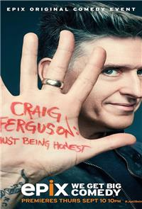 Craig Ferguson: Just Being Honest (2015) Poster