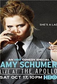 Amy Schumer: Live at the Apollo (2015) Poster