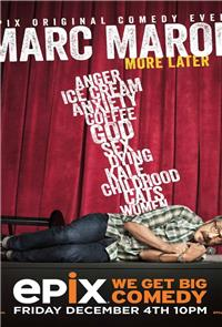 Marc Maron: More Later (2015) Poster