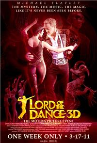 Michael Flatley: Lord of the Dance (2011) 1080p Poster