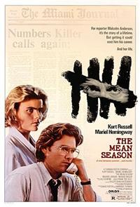 The Mean Season (1985) poster