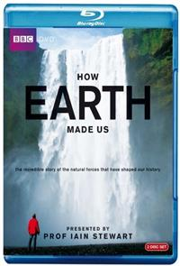 How Earth Made Us (2010) poster
