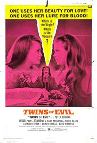 Twins of Evil (1971) poster