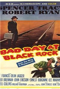 Bad Day at Black Rock (1955) Poster