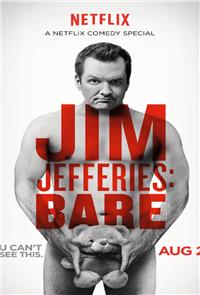 Jim Jefferies: BARE (2014) Poster