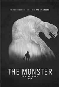 The Monster (2016) 1080p Poster