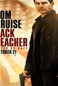 Jack Reacher: Never Go Back (2016) 1080p Poster