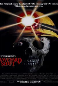 Graveyard Shift (1990) Poster