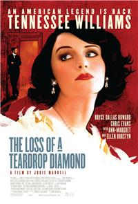 The Loss of a Teardrop Diamond (2008) Poster