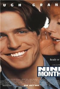 Nine Months (1995) 1080p poster