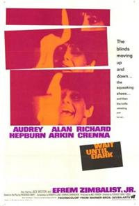 Wait Until Dark (1967) 1080p Poster