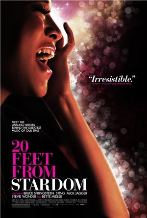 20 Feet from Stardom (2013) Poster