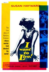 I Want to Live! (1958) 1080p Poster