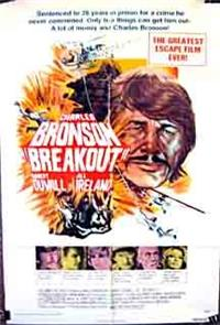 Breakout (1975) Poster