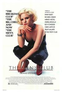 The Men's Club (1986) Poster