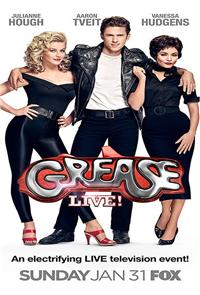 Grease Live (2016) Poster
