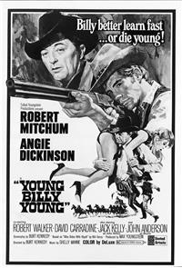 Young Billy Young (1969) Poster