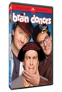 Brain Donors (1992) Poster